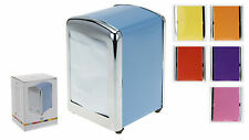 Retro Style Napkin Dispenser - Diner Napkin Holder Paper Towel Kitchen Napkins