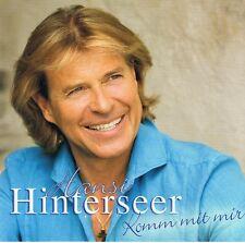 Hansi Hinterseer - Komm mit mir - CD NEU Ich Lieb Dieses Land Tanz Nicht Allein
