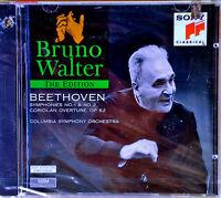 Beethoven / Symphonies Nos. 1 & 2 - Bruno Walter - Sony Cd - Still Sealed