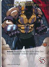 GLADIATOR 2014 Upper Deck Marvel Legendary EMISSARIES OF EVIL