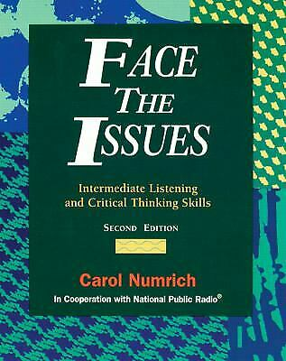 Face the Issues Set : Intermediate Listening and Critical Thinking Skills