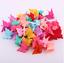 100pcs-Butterfly-Heart-Hair-Clip-Claw-Barrettes-Mini-Clamps-Hairpin-Headdress thumbnail 7