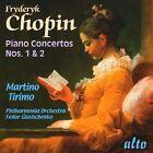 Fr'd'ric Chopin: Piano Concertos Nos. 1 & 2 (CD, May-2010, Musical Concepts)