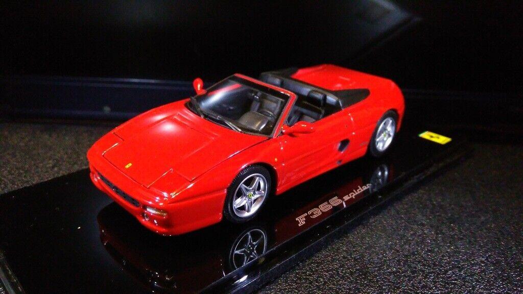 1 43 Ferrari F355 Spider RED Kyosho 05102R