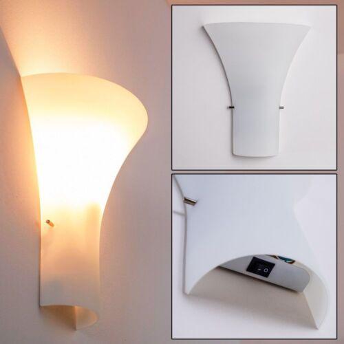 Nerola Wandleuchte Schalter Wohn Schlaf Zimmer Flur Dielen Lampen Licht Effekt