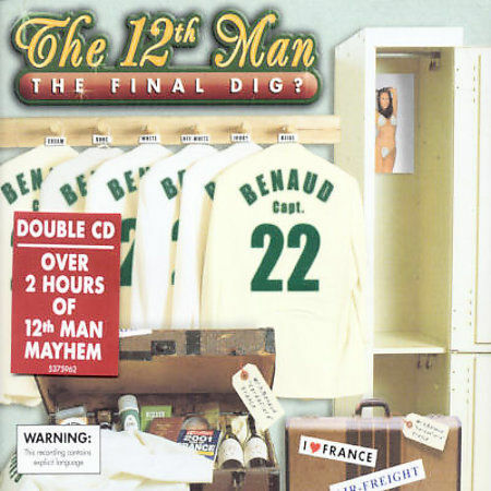 1 of 1 - The Final Dig? * by The 12th Man 2 x CD