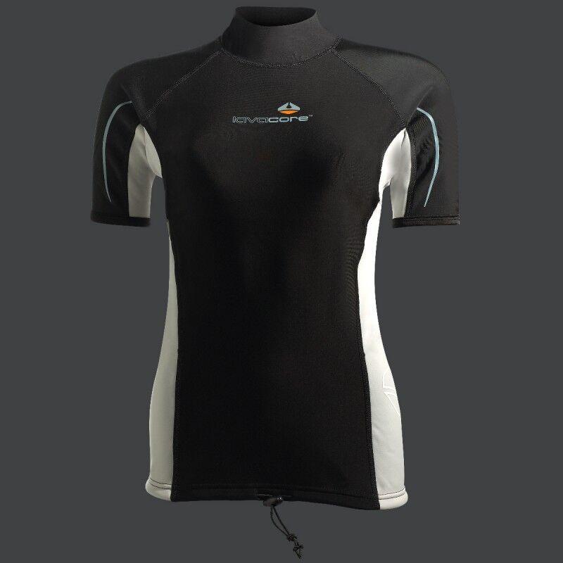 Lavacore Short Sleeve Shirt Frauen-innovative Funktionskleidung für Wassersport