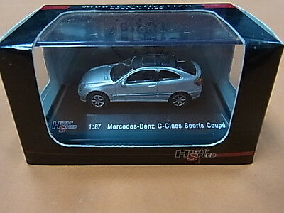 High Speed 1//87 Mercedes-Benz C-Class Sports Coupe HF9239S