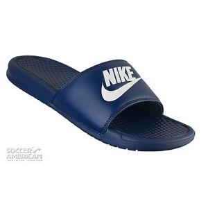 9cc75793b091be Image is loading Nike-Benassi-J-D-I-Mens-Slip-On-Flip-Flop-