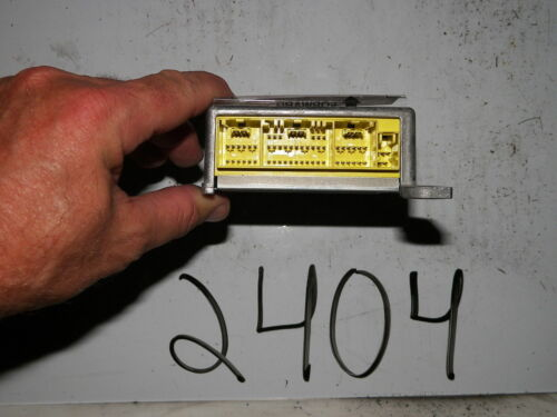 02 03 04 XTERRA 03 04 FRONTIER AIRBAG AIR BAG CONTROL MODULE DIAGNOSTIC UNIT