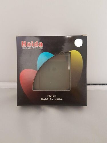 NEW HAIDA FILTER FILTRE YELLOW COLOR ENHANCE 58mm