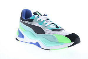 Puma-RS-2K-Internet-Exploring-37330901-Mens-Blue-Mesh-Lifestyle-Sneakers-Shoes