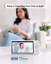 """5/"""" eufy Security SpaceView Video Baby Monitor Ideal for New Moms Baby Monitor"""