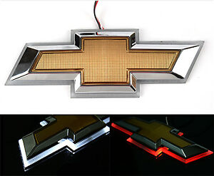 08 chevrolet captiva 2 way led emblem chevrolet logo. Black Bedroom Furniture Sets. Home Design Ideas