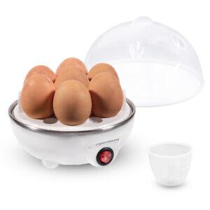 Eierkocher für 1 bis 7 Eier mit Einsatz Messbecher Stechhilfe auto. Abschaltung