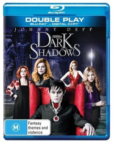 1 of 1 - Dark Shadows (Blu-ray, 2012, 2-Disc Set)