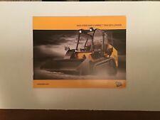 Jcb Skid Steer Amp Compact Tracked Loader Sales Brochure Amp Specifications