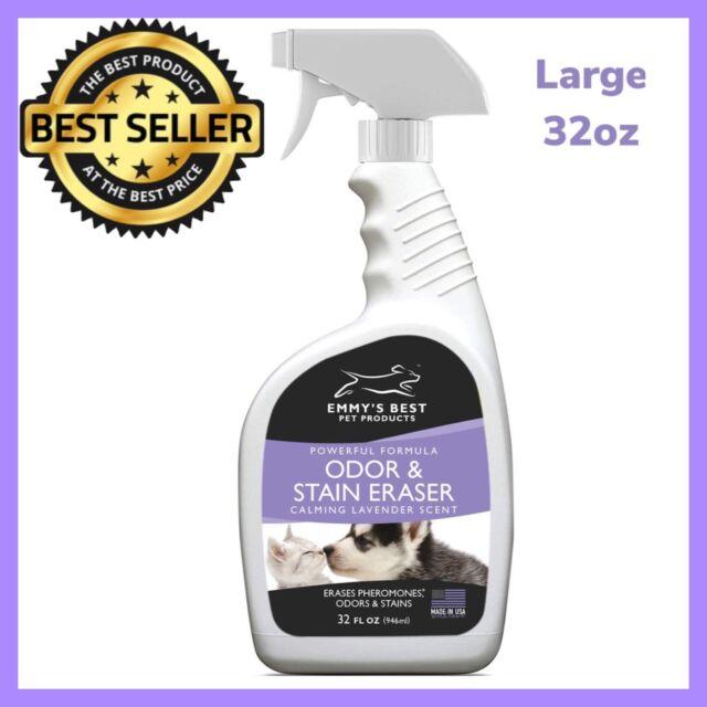 Pet Odor Spray Safe Stain Remover Urine