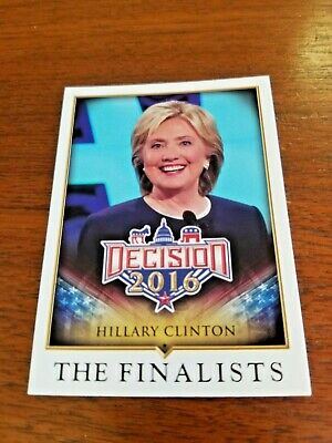 DECISION 2016 SERIES THE FINALISTS DONALD TRUMP #81