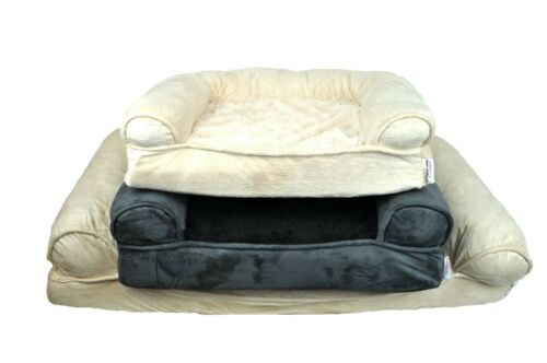 Orthopedic Dog Sofa Bed Comfortable Pet
