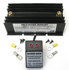 Marine galvanic isolator GI100sm Protect your boat or yacht  3 years warranty!
