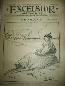 WW1-N-2013-ILLUSTRATION-TRUCHET-VAL-DE-GRACE-LES-CORDONS-BLEUS-EXCELSIOR-1916