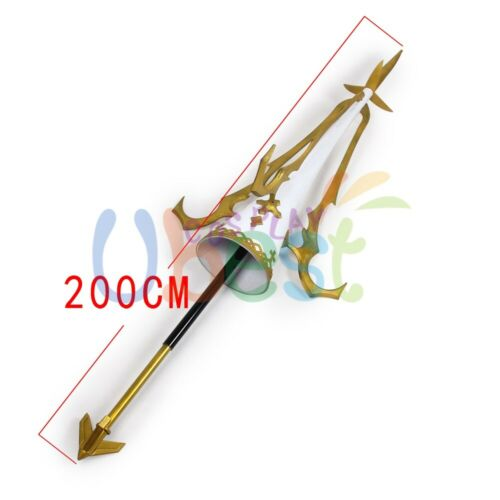 Fate//Grand Order FGO Servant Astolfo Spear Weapon Cosplay Prop