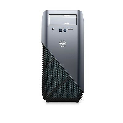New Dell Inspiron Gaming Desktop Intel i7-8700 16GB RAM 256GB SSD GTX 1070 8GB