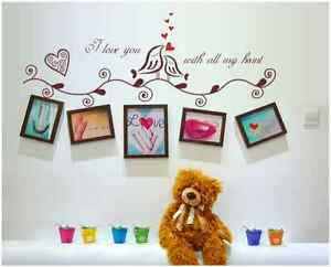 Nursery Wall Decal For Kids Bedroom Diy Cheap Wall