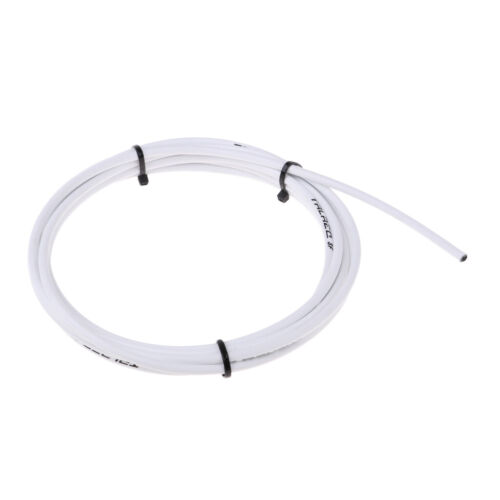 Bike Shift Cable Housing Tube Sleeve and 6pcs Bicycle Cables End Caps Tips