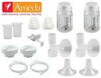 Ameda Replacement Kit: Spare Parts For Purely Yours Breast Pump All Models