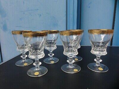 1 Weinglas Theresienthal Concord Mintonborde 13cm