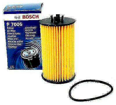 Bosch Filtre à huile F026407006 VAUXHALL ASTRA J mk6 1.4 /& 1.6 Inc Turbo-P7006