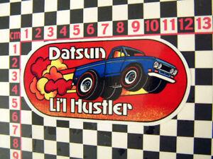 Lil hustler decals