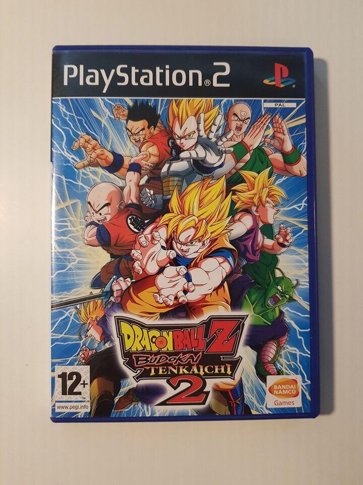 Dragonball Z, Tenkaichi 2, PS2