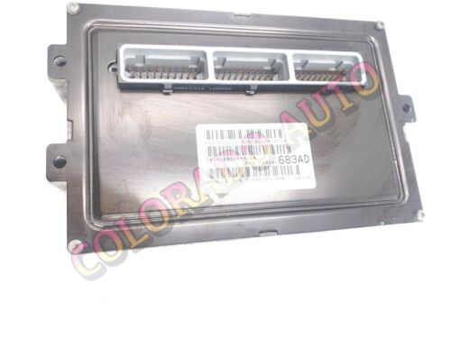 OEM 00 JEEP GRAND CHEROKEE 4.7L ECU COMPUTER PCM 56044683AD