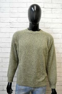 Maglione-Uomo-Ellesse-Taglia-50-Felpa-Cardigan-Pullover-Vintage-Sweater-Man