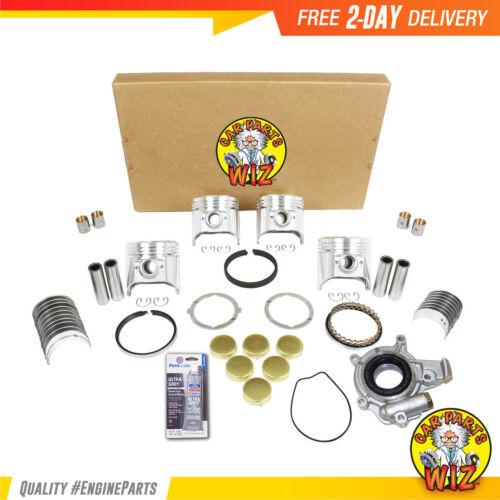 Engine Rebuild Kit Fits 77-80 Toyota Celica Corona Pick Up 2.2L SOHC 8v 20R