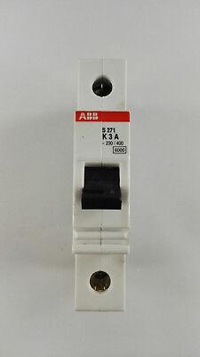 ABB S271 K16A Leitungsschutzschalter LS Schalter 1polig