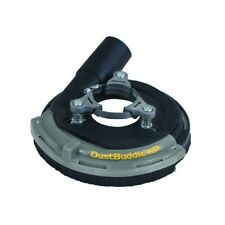 "7/"" Clamshell No Hose DUSTLESS TECHNOLOGIES D0850 DustBuddie Dust Shroud"