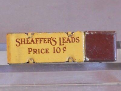 Sheaffer Short Thick l.lmm Lead--HB=Medium soft