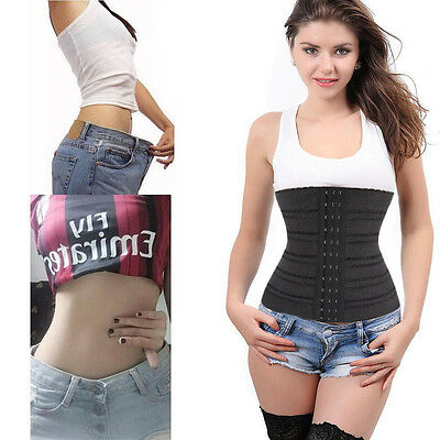 Postpartum Slimming Keep Shape Waist Band Cinch Weight Loss Corset Girdle #721A