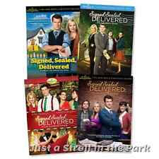 Signed, Sealed, Delivered: Complete TV Series + 3 Movies Box / DVD Set(s) NEW!