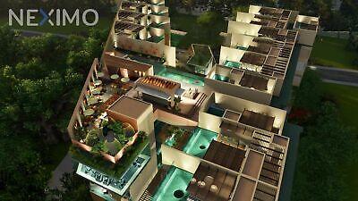Se vende departamento de lujo estilo Art Decó con tecnología sustentable en Playa del Carmen, Quinta
