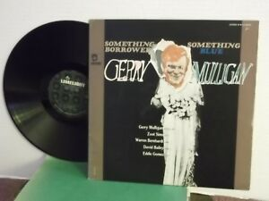 Gerry-Mulligan-Limelight-034-Someting-Borrowed-Something-Blue-034-US-LP-stereo-1966-M