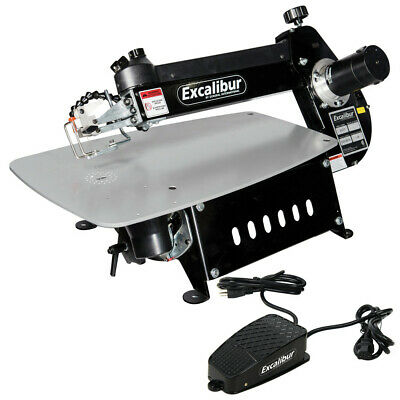 Excalibur EX-21 21 in  Scroll Saw with Foot Switch New 626708210000 | eBay