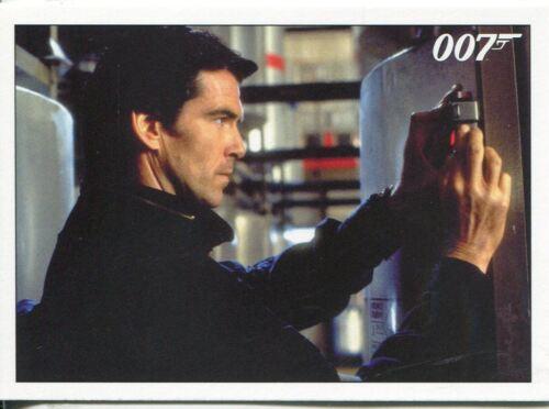 James Bond Archives 2015 Goldeneye Chase Card #5