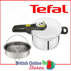 tefal secure 5 pressure cooker manual