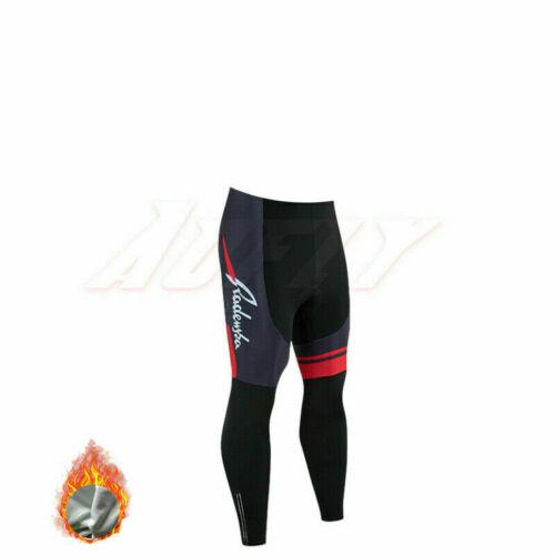 Tasche posteriori invernali traspiranti in pile da uomo da corsa ad asciugatura