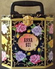 ANNA SUI Roses Tin Case Rare Exclusive Singapore Sephora Release 2011